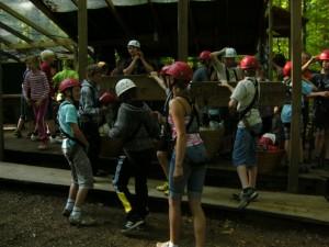 Ausflug in den Kletterpark Eckernförde