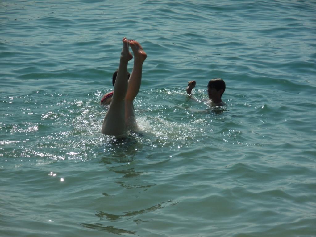 Im Gardasee